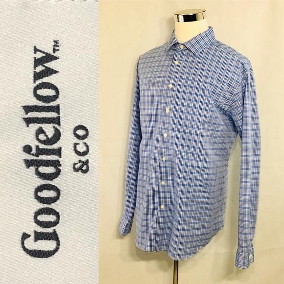 Goodiellow & CO Other - GOODIELLOW & CO Men's Slim Fit Dress Shirt XXL